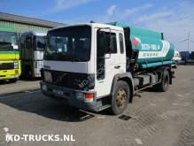 Volvo chemical tanker truck