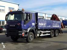 Iveco Trakker 260T41*Euro 5*Terex*Kran*Klima*TÜV*6x4* truck