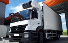 Camión frigorífico Mercedes Axor