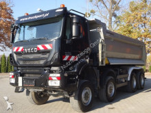 camión Iveco Trakker AD410TW 450 8x8 Euro 5 Muldenkipper TOP!