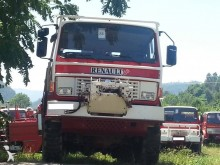 camion camion-citerne feux de forêts Renault