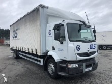 Camión lonas deslizantes (PLFD) Renault Midlum 300.18 DXI