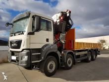 camión caja abierta estándar MAN