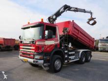 camión volquete bilateral Scania