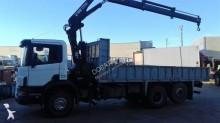 Camión caja abierta teleros Scania G 94G300