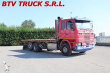 Scania L 142 PIANALE truck