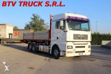 MAN TGA TGA 26 440 SCARRABILE PORTACASSE CASSONE FISSO truck