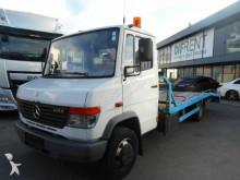 camion pentru transport autovehicule Mercedes