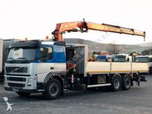 Volvo FM 360 / 6X2 / CRANE FASSI F260 XP /REMOTE / truck