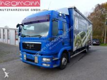 MAN TGL 12.250 BL, Euro 5 EEV, Standklima, deutsch truck