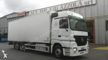 Mercedes insulated truck