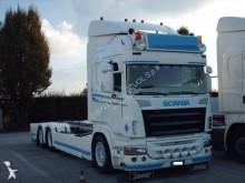 Scania ladder truck