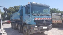 used half-pipe tipper truck
