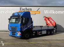Iveco Stralis ST 500 6x4, MKG HLK 541 HP Kran truck