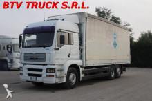 MAN TGA TGA 410 MOTRICE CENTINATA truck