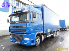 DAF tautliner truck