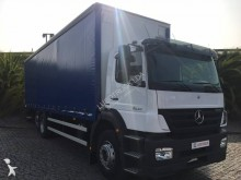 camion rideaux coulissants (plsc) Mercedes