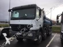 Mercedes half-pipe tipper truck