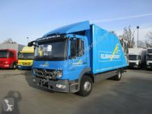 camion Mercedes ATEGO 1524 L Pritsche/Plane 6,30 m AHK*NL 8,33 T