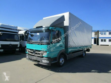 camion Mercedes ATEGO III 822 L Pritsche/Plane 6,20 m*99 tkm*TOP