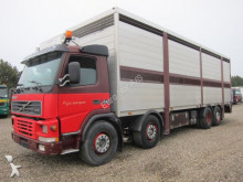 camião transporte de cavalos Volvo
