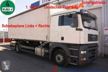 camion MAN TGA 18.360 Pritsche/Plane 1.Hd 5-Sitze Schalter