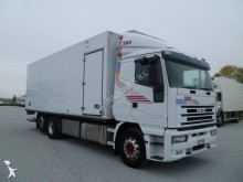 Iveco meat transport refrigerated truck