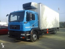 MAN refrigerated truck