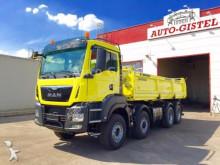 MAN TGS 35.480 8x6 H EURO 6 Bordmatik Hängerkupplung truck