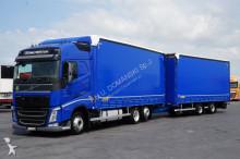ciężarówka firanka Volvo