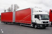 MAN TGL / 12.250 / E 6 / ZESTAW PRZEJAZDOWY 120 M3 truck