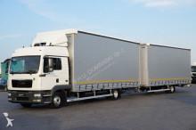 MAN TGL / 12.250 / E 5 / ZESTAW PRZEJAZDOWY 120 M3 truck