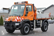 camion Mercedes UNIMOG U500 / 4X4 / 3 SIDED KIPPER /
