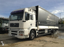 MAN TGA 26.360 truck