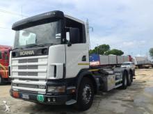 Scania L 114L380 truck