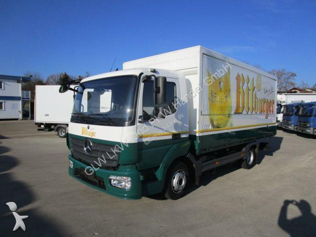 Mercedes ATEGO IV 816 Getränke-Schwenkwandkoffer AHK truck
