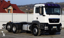 MAN TGS 26.440 Fahrgestell 6.40m* 4x4*Top Zustand! truck