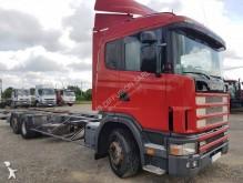 Scania L 124L400 truck