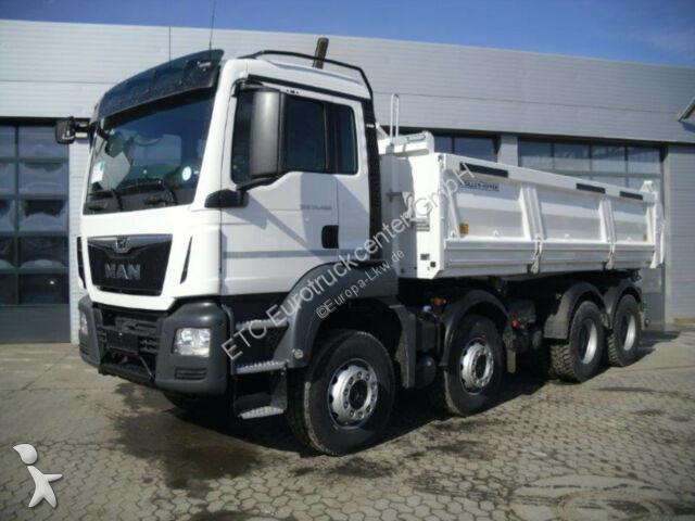 MAN 35.460 8x4 Bordmatik /Miete und Mietkauf  truck