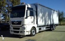 MAN TGX 26.440 truck