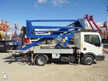 Nissan aerial platform truck