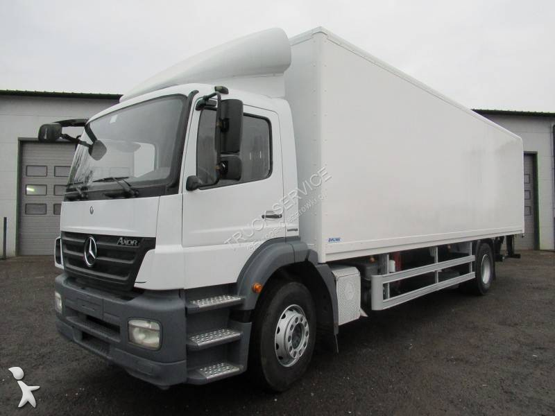 Camion Mercedes