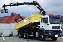 MAN TGA 33.430 truck