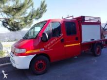 camión camión cisterna incendios forestales Citroën