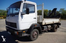 camion Mercedes 814