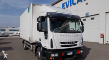 Iveco insulated truck
