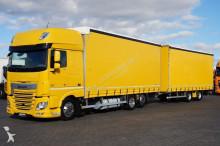 DAF 106 / 440 / SSC / E 6 / ZESTAW 120 M3 truck