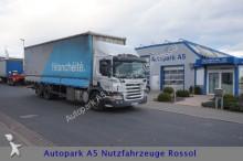 camión lona corredera (tautliner) Scania