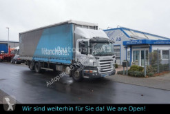 vrachtwagen met huifzeil Scania