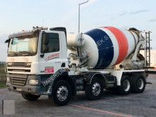 DAF concrete mixer truck